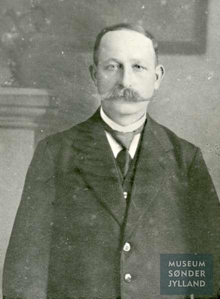 Christian Fogt (1880-1916) Frederiksgård, Notmark