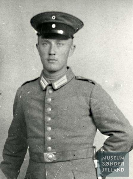 Christian Fogt (1891-1916) Nygaard, Kegnæs