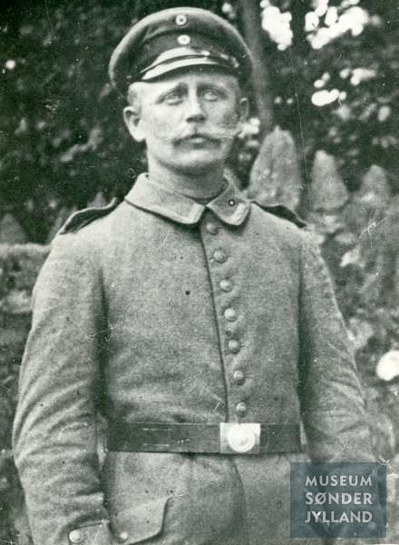 Jørgen Festersen (1890-1916) Avnbøl, Ullerup