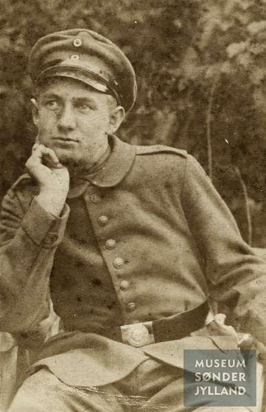 Peter Iver Nielsen (1895-1916) Hørup