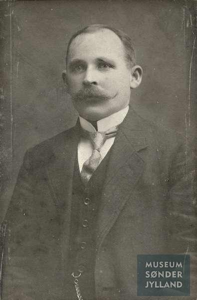 Richard Peter Hansen (1875-1916) Egernsund, Broager