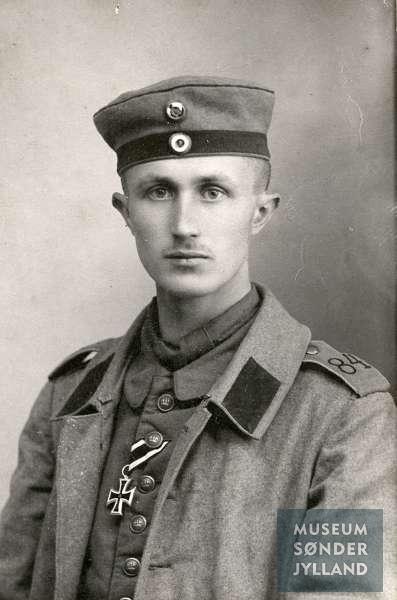 Heinrich Palmus (1894-1916) Tandslet