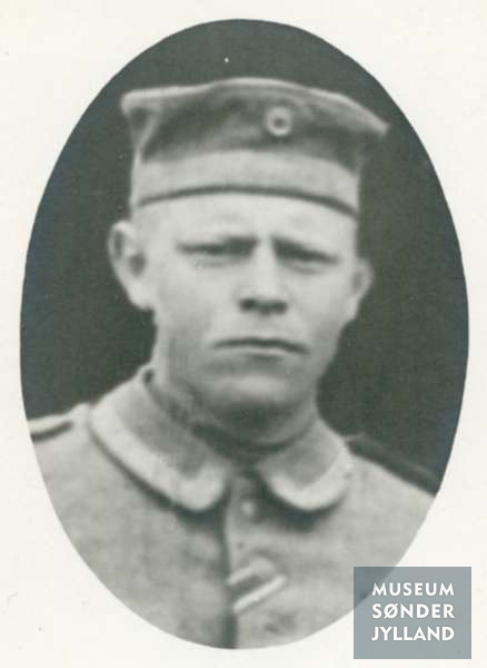 Jørgen Matthiesen Schmidt (1890-1916) Dynt, Broager