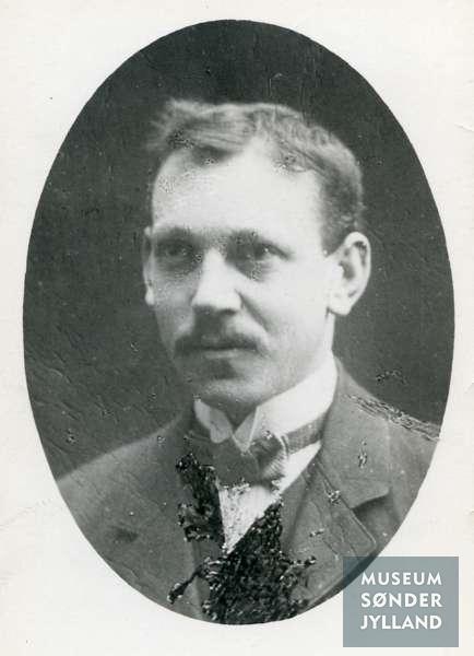 Peter Jørgensen (1880-1916) Broager