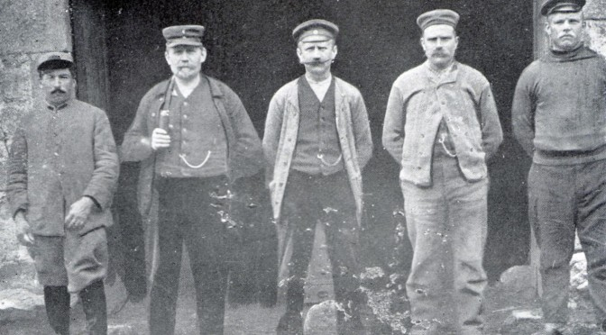 7. april 1916. På høpreskommando i Auvergne