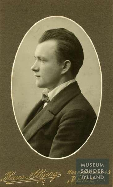 Kresten Andresen (1890-1916) Ullerup