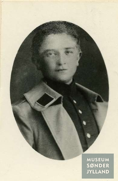 Hans Dethlefsen (1896-1916) Bojskovskov, Adsbøl