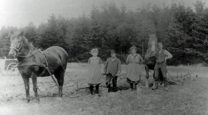 """16. april 1917 – Enkefru Røgind: """"Nu er Sommertiden indført"""""""