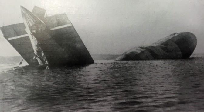 4. maj 1915 – Zeppelin L7´s undergang