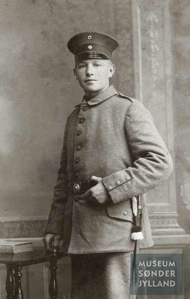 Jens Jensen (1896-1916) Stolbro, Egen