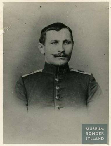 Lauritz Petersen (1879-1916) Nymølle, Egen