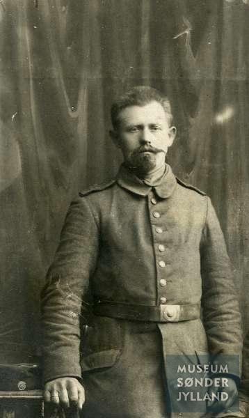 Jacob Autzen (1884-1916) Brandsbøl, Havnbjerg
