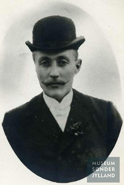 Jørgen Otzen Petersen (1883-1916) Guderup, Egen