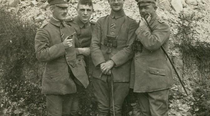 """4. juli 1916 – Johannes Ankersen: """"… mine nerver var fuldstændig færdige"""""""