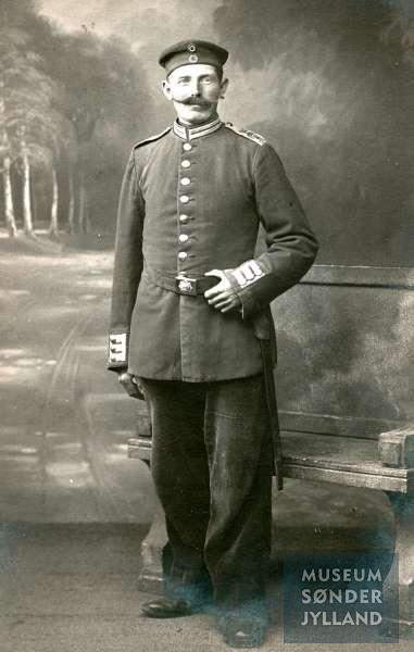 Jacob Thomas Christensen (1881-1916) Frederiksgård, Notmark