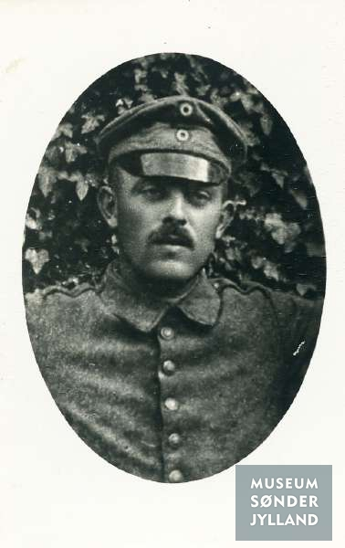 Nicolai Petersen Bonde (1888-1916) Asserballe