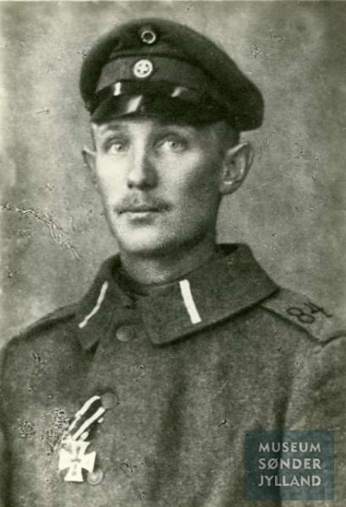 Peter jacob Jørgensen (1884-1916) Dybbølmark, Dybbøl