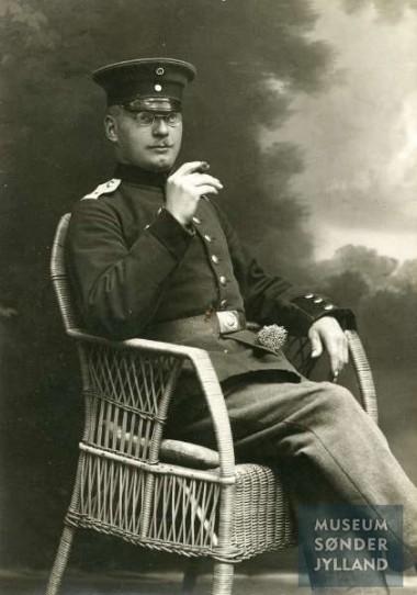 Jens Karberg (1890-1916) Sønderborg