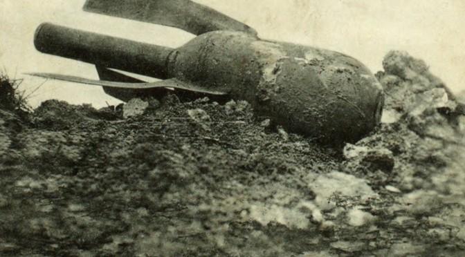 29. august 1918. To sårede kammerater genser hinanden på lazarettet i Laon