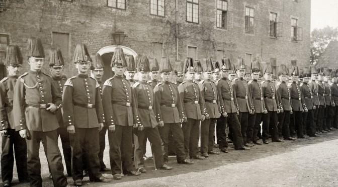 25. november 1917. Füsilierregiment 86 ankommer til Alsace