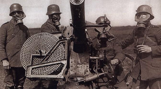19. juli 1916. Somme: Fly dirigerer minekasterne