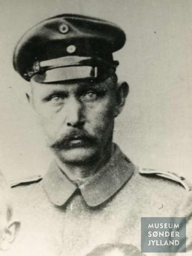 Jes Peter Petersen (1878-1916) Avnbøl, Ullerup
