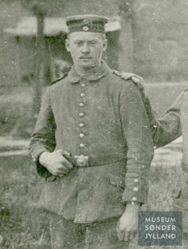 Christen Jørgensen Schmidt (1893-1916) Aabenraa