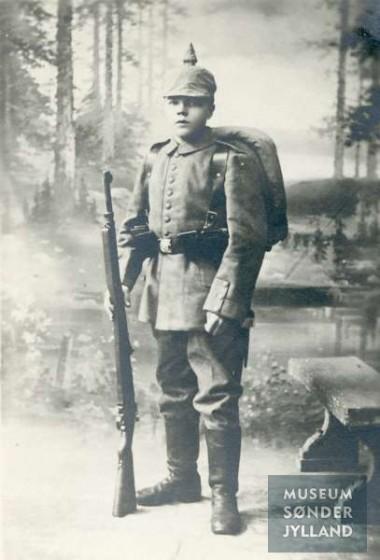 Peter Andersen Severin (1896-1916) Ulkebøl