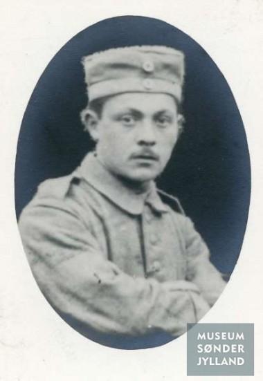 Jens Peter Tychsen (1893-1916) Broager