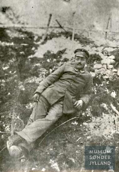 Hans Dominicussen (1886-1916) Elsmark, Havnbjerg