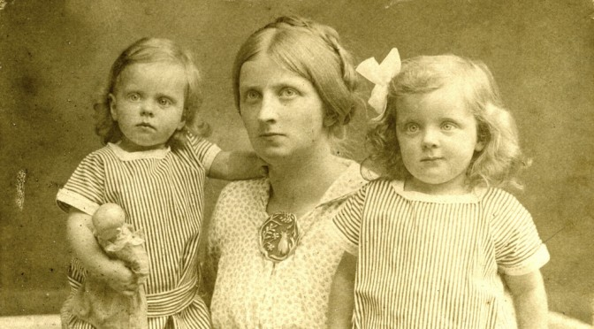"12. november 1916 – Ellen Jensen: ""Jørgen Nissen er saa falden"""