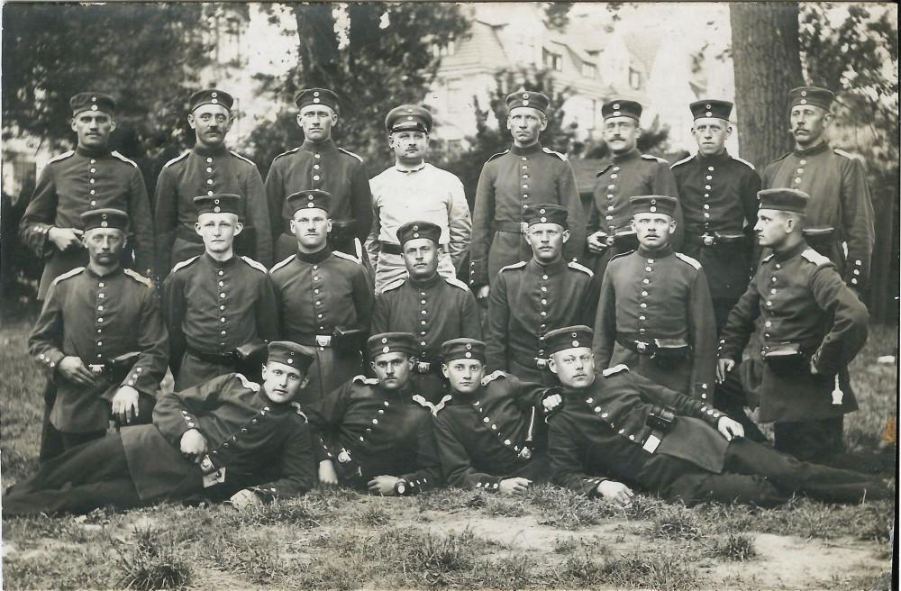 Et foto fra Bremen juni 1915