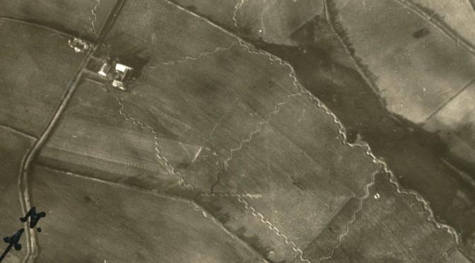 1. september 1917. Desertøren Claus Clausen på tvangsarbejde i Nordslesvig