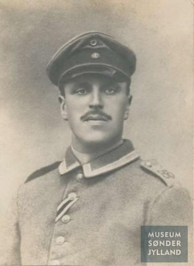 Oscar Bruno Menzer (1882-1916) Sønderborg