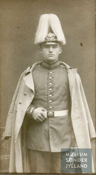 Markus Christian Jørgensen (1896-1916) Sottrup