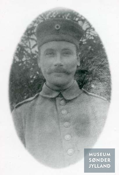 Jørgen Hansen (1883-1916) Tandslet