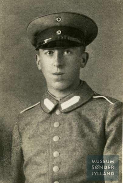 Hans Petersen (1896-1916) Tandselle, Tandslet