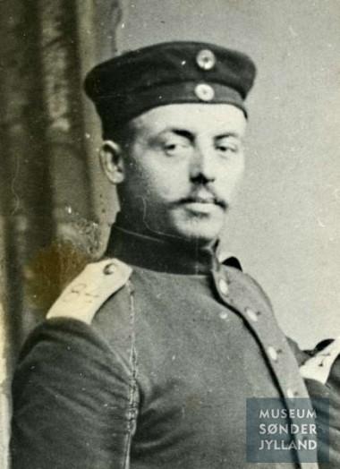 Asmus Petersen Hansen (1885-1916) Kettingskov, Asserballe