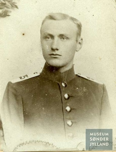 Jørgen Esbensen (1875-1916) Svenstrup