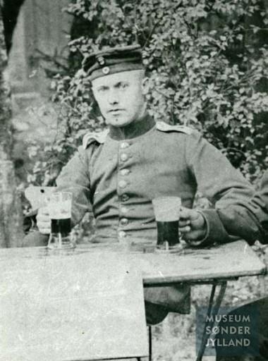 Hans Jørgen Hansen (1885-1916) Bøghoved, Kegnæs