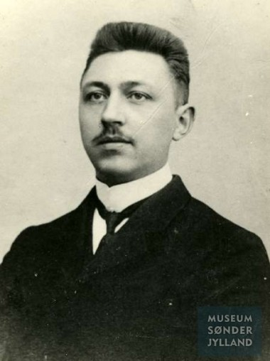 Hans Christian Petersen (1884-1916) Bredebro, Brede