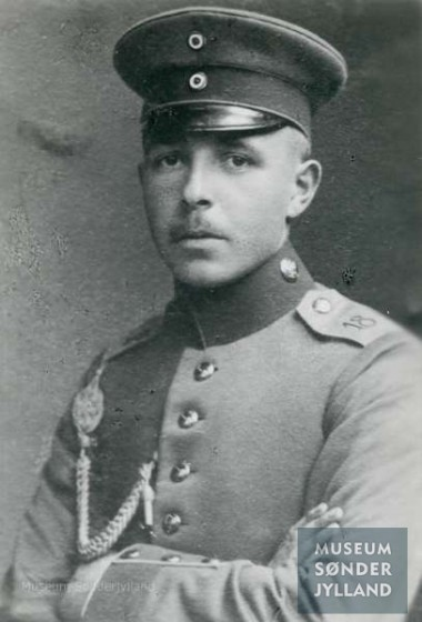 Hans Christiansen (1892-1916) Hørup