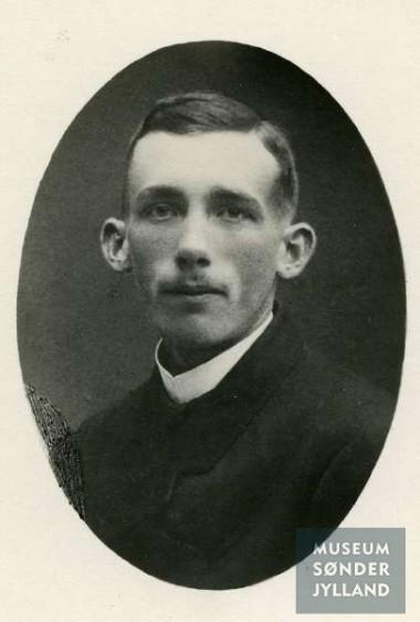 Asmus Jørgen Nicolai Paulsen (1896-1916) Kværs