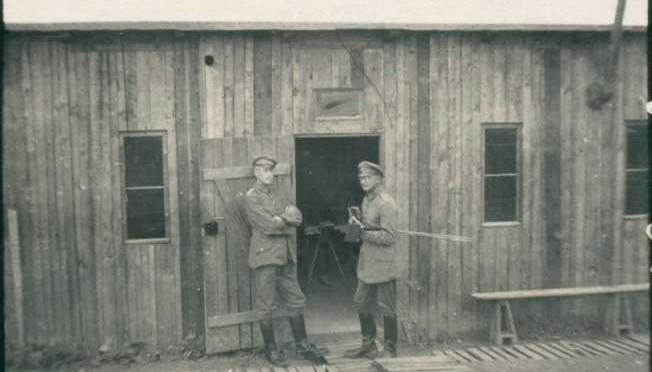 5. oktober 1916 – Johannes Christensen: Anstrengelserne er umenneskelige