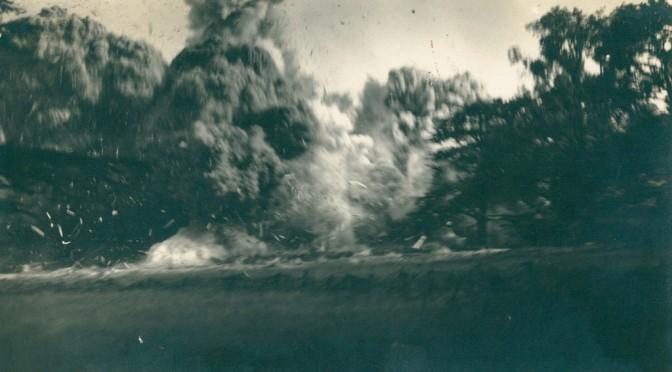 28. maj 1917 – FR86: Sprængningen af Slottet ved Havrincourt