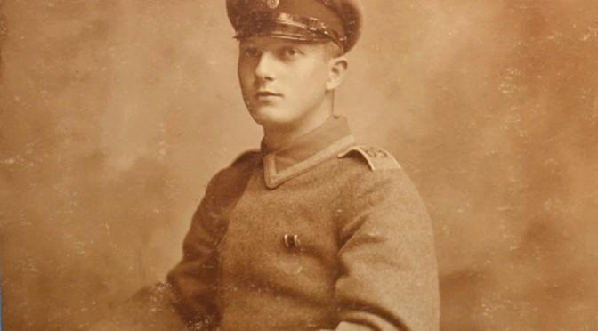 7. september 1916. Matthias Møller i helvedet ved Somme