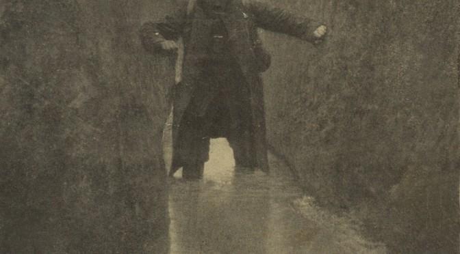 16. september 1916. Vand og pløre ved St. Quentin