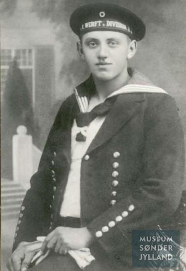 Peter Michael Albrechtsen (1893-1916) Sønderborg
