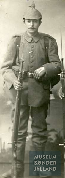 Nicolai Hansen (1894-1916) Ketting
