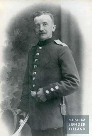 Jørgen Jensen Dau (1881-1916) Augustenborg